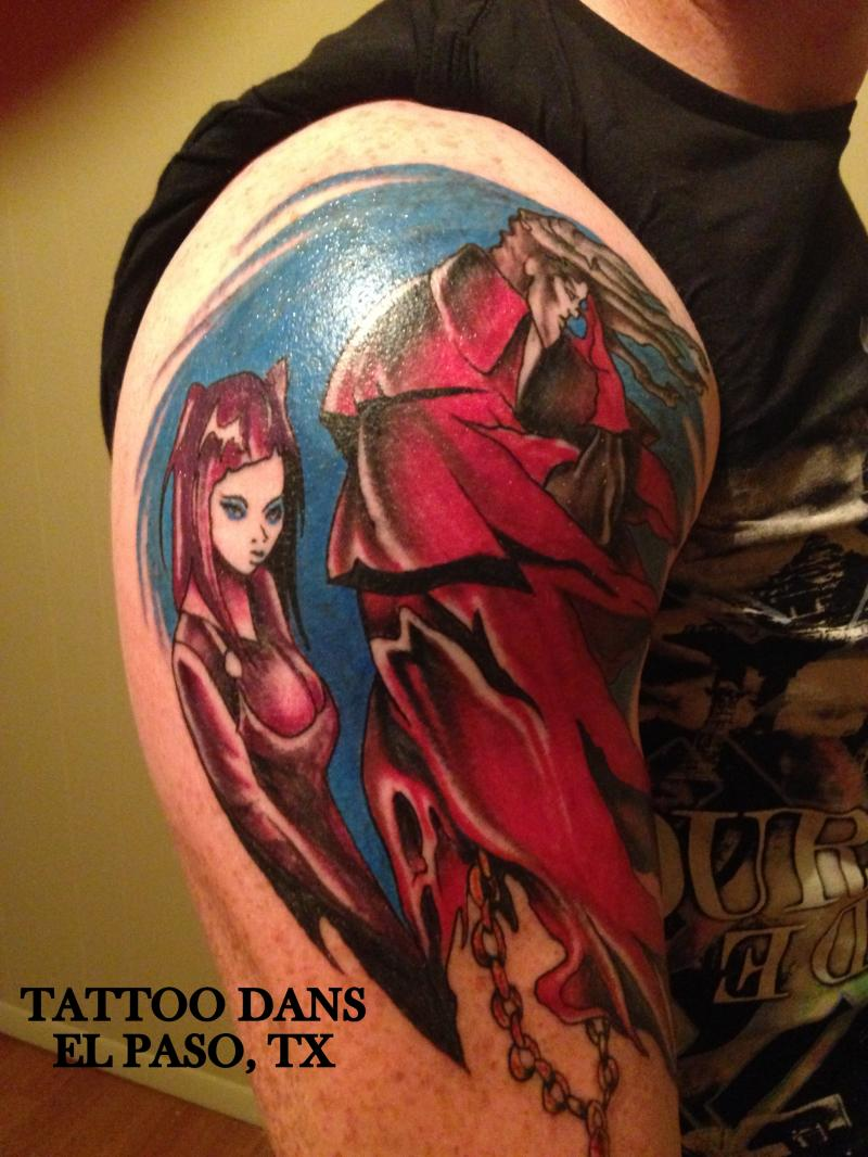 Tattoo dans home of ft bliss for Best tattoo shops in el paso